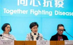 Хонгконг: Эмч нар хилээ хаахыг шаардан ажил хаялт зарлана