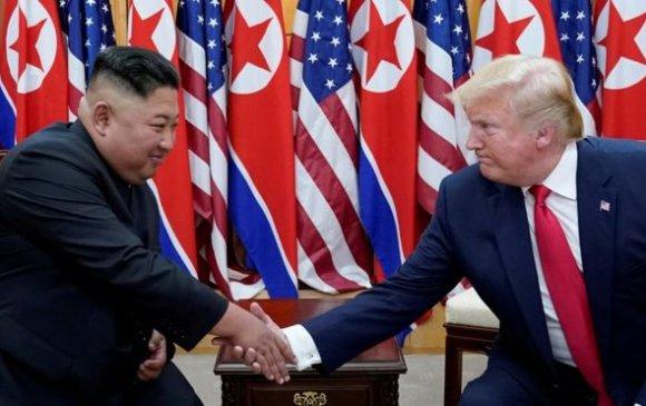Трамп Ким Жон Унд төрсөн өдрийн мэндчилгээ илгээжээ