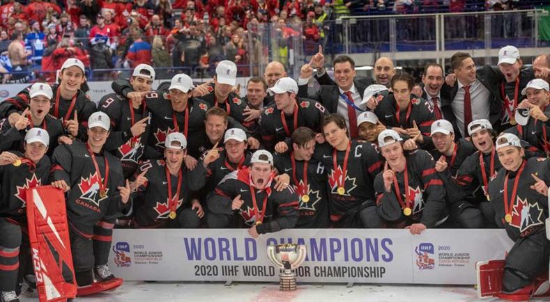 Канад Оросыг ялан дэлхийн аваргын 18 дах цомоо хүртлээ