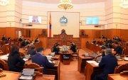 Орон нутгийн Хурлын сонгуулийн тухай хуулийн төслийг эцсийн хэлэлцүүлэгт шилжүүлэв