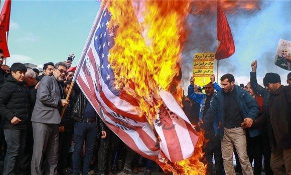 АНУ, Ираны дайсагналцалын эргэн тойронд