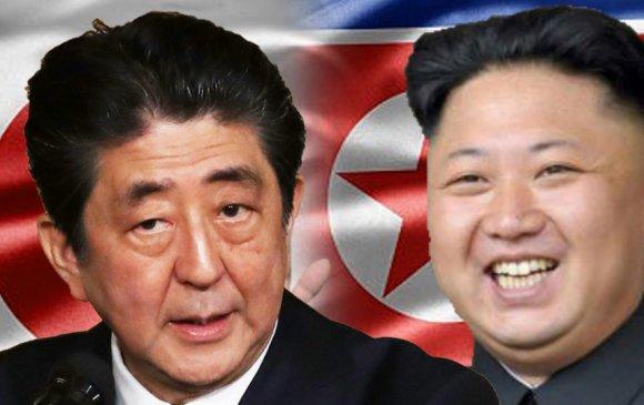 Ким Жон Унтай уулзахад бэлэн байгаагаа Абэ Шинзо илэрхийлжээ