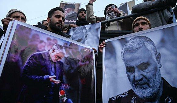 Иран АНУ-д хатуу хариу барихаа мэдэгджээ
