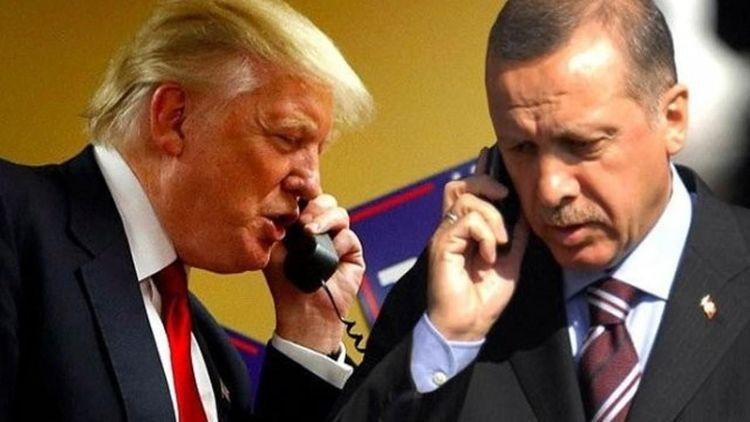 Трамп, Эрдоган нар Сири, Ливийн асуудлыг хэлэлцэв