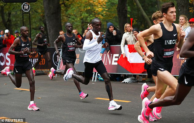 Гүйх чадварыг нэмэгдүүлдэг Найк пүүзийг хориглоно