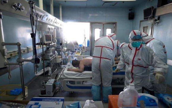 Хятадад нууцлаг вирусээр халдварласан анхны өвчтөн нас баржээ
