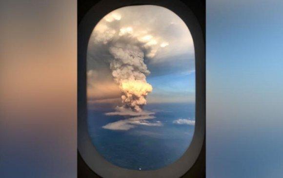 Филиппинд галт уул дэлбэрч, цунами болох аюул нүүрлэжээ