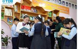 """Азийн хамгийн том цогцолбор сургуульд """"Хязгааргүй мөрөөдөл"""" төсөл амжилттай хэрэгжлээ"""