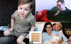 """""""IKEA""""-ийн шүүгээнд дарагдаж амиа алдсан хүүгийн гэр бүлд 46 сая доллар олгоно"""