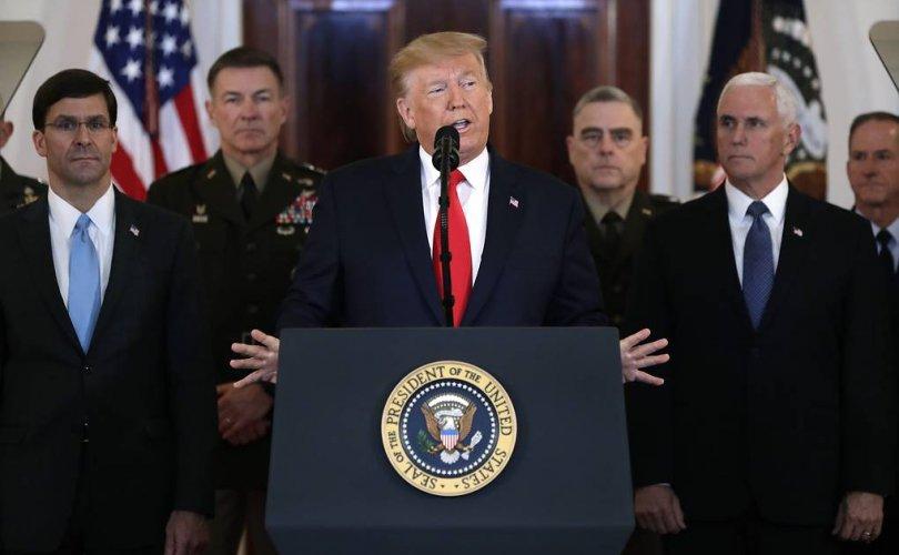 Трамп: Иранд эдийн засгийн нэмэлт хориг арга хэмжээ авна