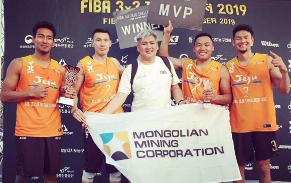 Монголын 3х3 эрэгтэй шигшээ баг Сербийг зорилоо