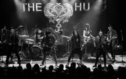"""""""The Hu"""" хамтлаг нэгдүгээр сарын 13-нд Европыг зорино"""