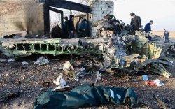 Украины онгоцны ослоос ганц ч хүн амьд үлдсэнгүй