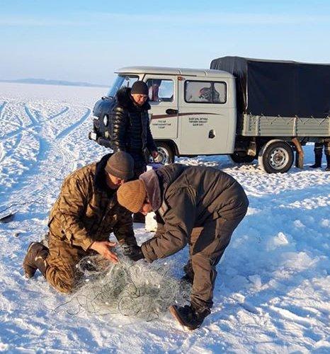 Хууль бусаар 270 загас агнахыг завджээ
