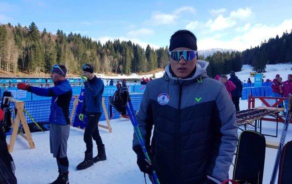 Биатлоны түүхийг бичсэн монгол залуу Дэлхийн аваргад хүч үзнэ