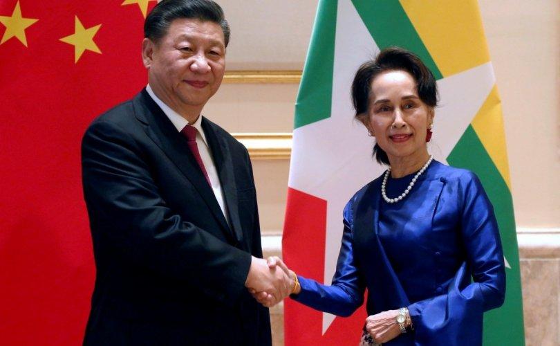 АНУ Хятад улсад Мьянмарыг алдав уу?
