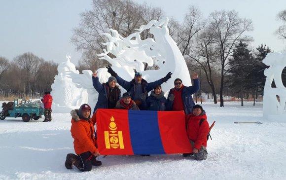 """""""Биднийг авраач"""" бүтээл Монголын багийг ялалтад хөтлөв"""