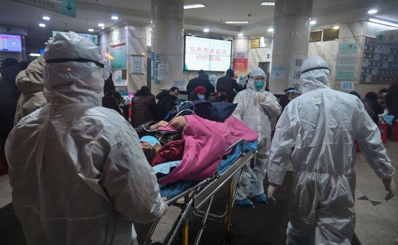 Дэлхийн 14 оронд коронавирусийн халдвар тархжээ