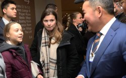 Грета Тунбергийг Монгол Улсад болох олон улсын залуучуудын ногоон наадамд урив