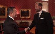 Ерөнхийлөгч Х.Баттулга Норвегийн Угсаа залгамжлах Хунтайж Хааконтой уулзлаа