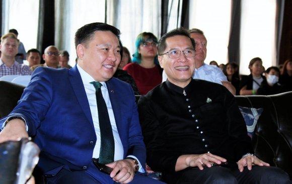 """Монгол Улс """"Азийн аялал жуулчлалыг дэмжих кино"""" форумд оролцож байна"""