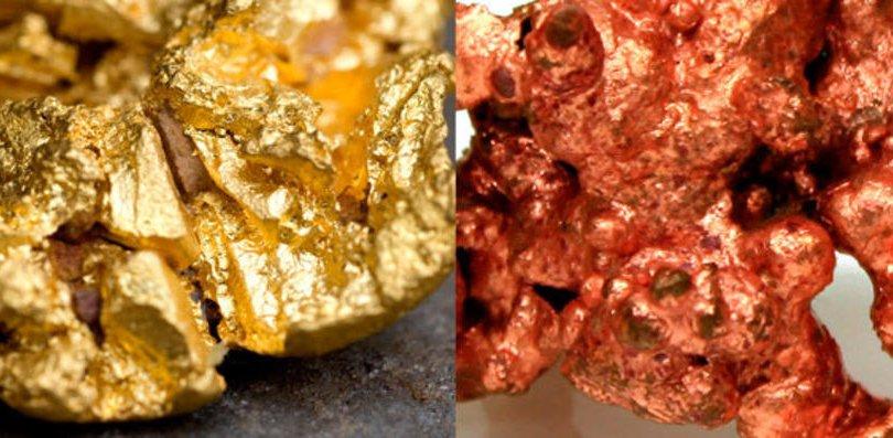 Оюутолгойн зэсийн үйлдвэрлэл өсч, алтных буурна
