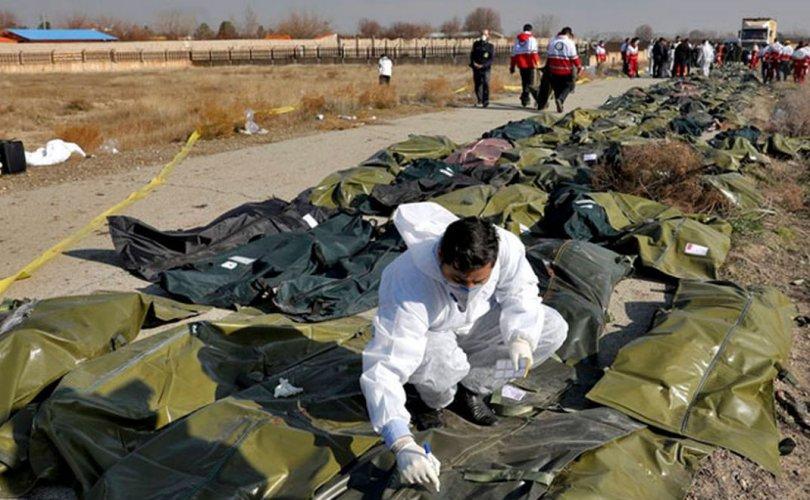 Украины Боинг 737 онгоцыг Иран андуурч бууджээ
