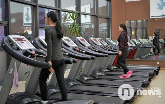 Фитнессээр хичээллээд, улиралд 60 мянган төгрөг авна