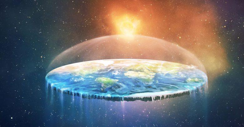 Хавтгай дэлхийн онолд итгэгчид: Австрали улс бодитоор оршдоггүй