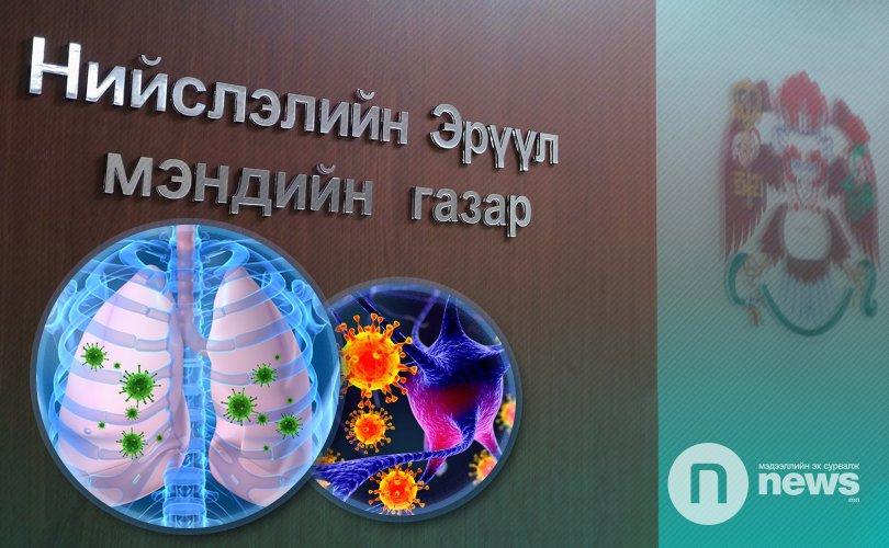 """""""Уушгины хатгалгааны шинэ вирус Монголд орж ирэх магадлалтай"""""""