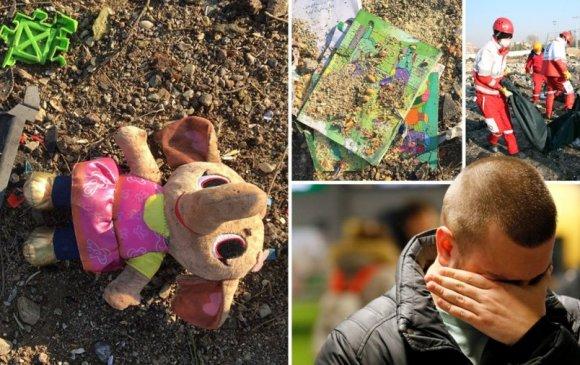 Украины онгоцны ослын шалтгаан асуултын тэмдэгтэй хэвээр байна