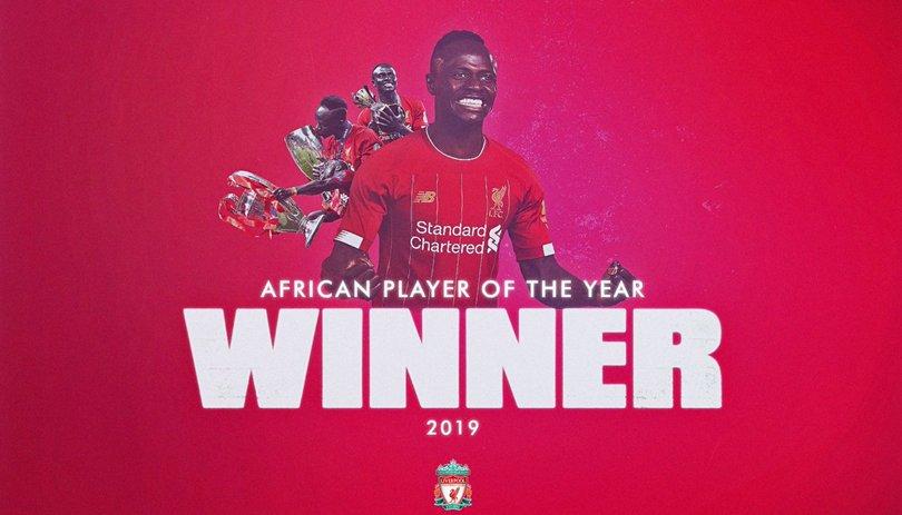 Ливерпүүл клубын довтлогч С.Мане Африк тивийн шилдэг хөлбөмбөгчин болов