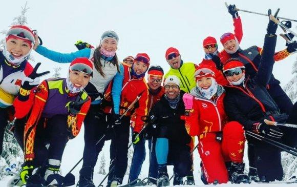 Алдарт биатлончин О.Э.Бьорнадлен Хятадын шигшээ багт ажиллаж байна