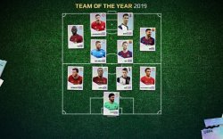 2019 оны Аваргуудынлигийн мөрөөдлийн баг тодорлоо