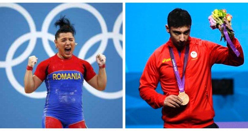 Румыны хүндийн өргөлтийн тамирчид олимпийн медалиа хураалгана