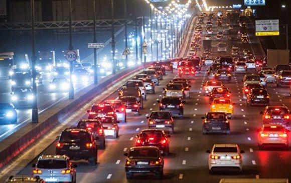 Он шилжих мөчид 650 мянган машин хөдөлгөөнд оролцжээ