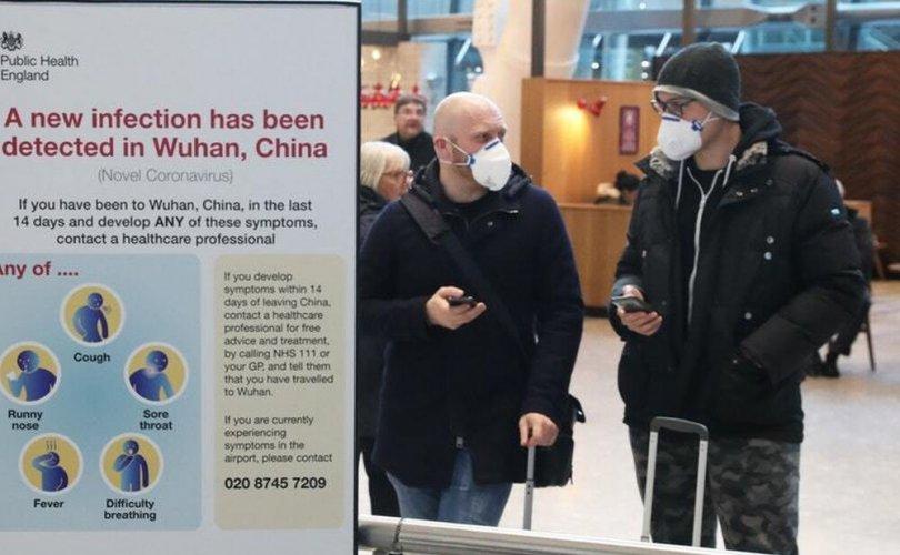 Их Британид коронавирусийн анхны тохиолдол илэрлээ