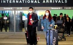 Цагаан ордон АНУ-Хятад чиглэлийн нислэгийн хоригийг цуцаллаа