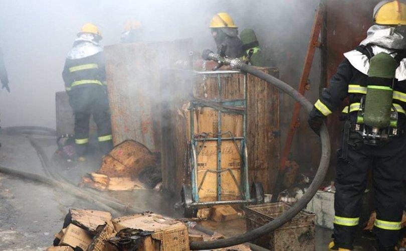 Ахуйн гал түймрийн аюулаас урьдчилан сэргийлье