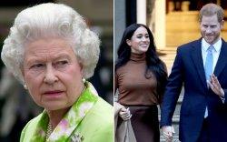 Харри, Меган нарын хүсэлтийг хатан хаан зөвшөөрчээ