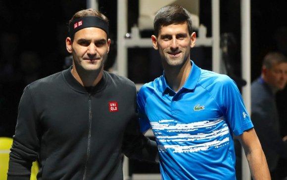Рожер Федерер, Новак Жокович гэх агуу ривалын ээлжит тулаан