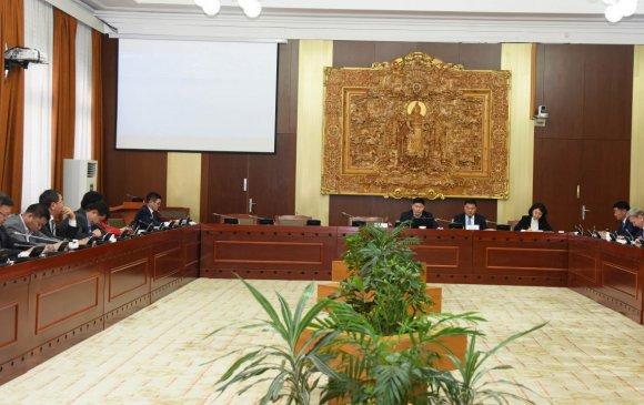 Олон Улсын эрүүгийн шүүхийн Ромын дүрмийн нэмэлт, өөрчлөлтийг соёрхон батлах тухай хуулийн төслийг хэлэлцэхийг дэмжив