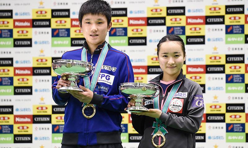 Япон улс ширээний теннисний олимпийн шигшээ багаа зарлалаа