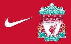 Ливерпүүл клуб Nike компанитай гэрээ байгууллаа