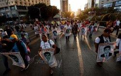 Мексикт 60 мянган хүн сураггүй болжээ