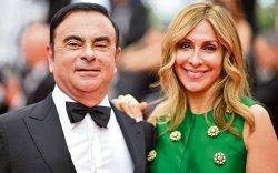 Япон улс Карлос Гоны эхнэрийг баривчлах тушаал гаргажээ