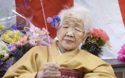 Дэлхийн хамгийн өндөр настан 117 нас хүрчээ