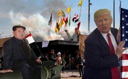 Трамп сонгуулийн босгон дээр баларч байна