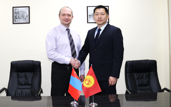 Инвескор ББСБ Киргизийн компанид хөрөнгө орууллаа