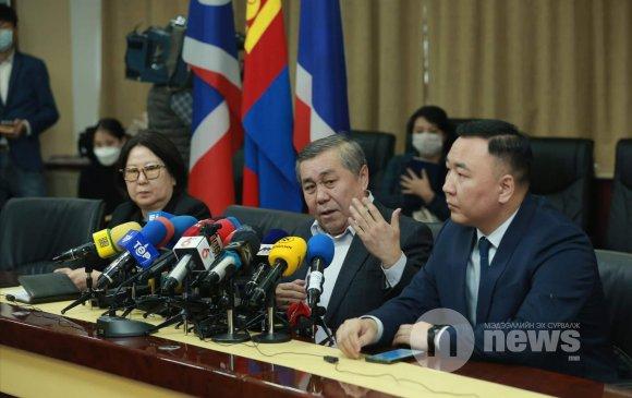 АН: Хятадын Коммунист намаас санхүүгийн дэмжлэг авч байгаагүй